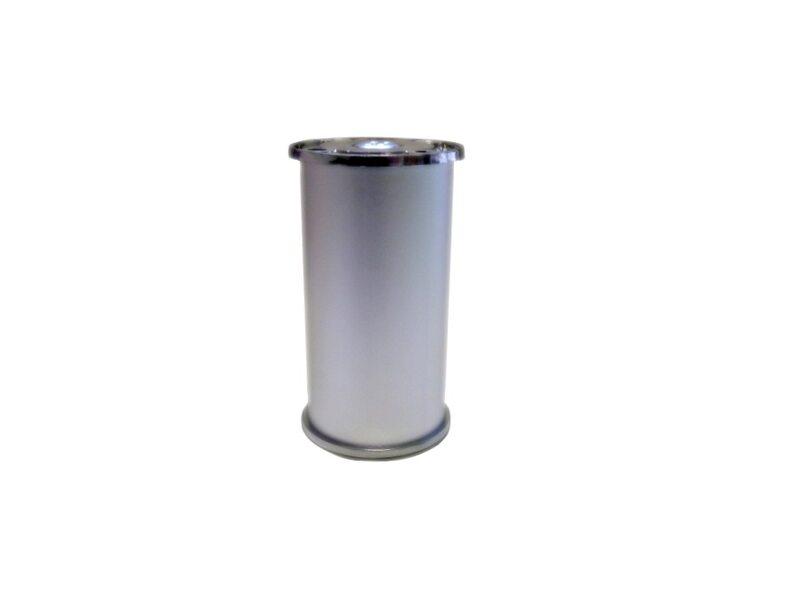 Ножка для кухонных столов D867 H-100mm алюминий
