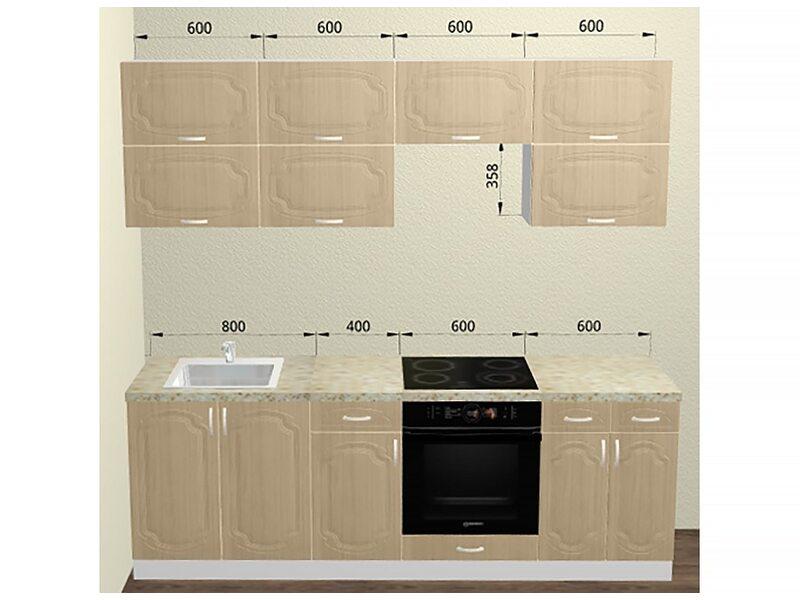 Кухня Настя 2,4м Sale