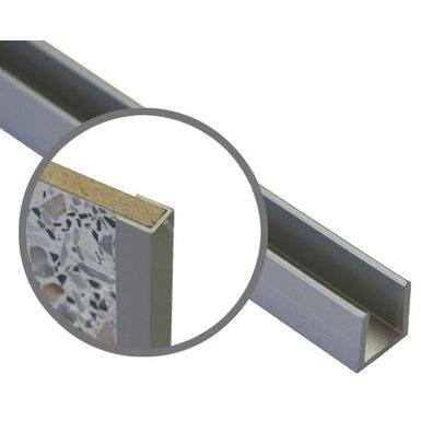 Планка торцевая для стеновой панели 5 мм