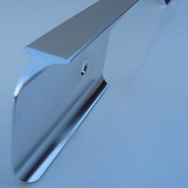 Планка 26 мм угловая соединительная
