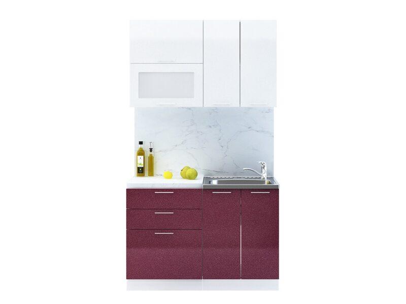 Модульная кухня Валерия-М длина 1.2 метра