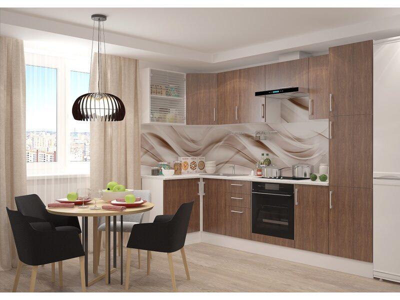 Кухня Европа 2,9 метра