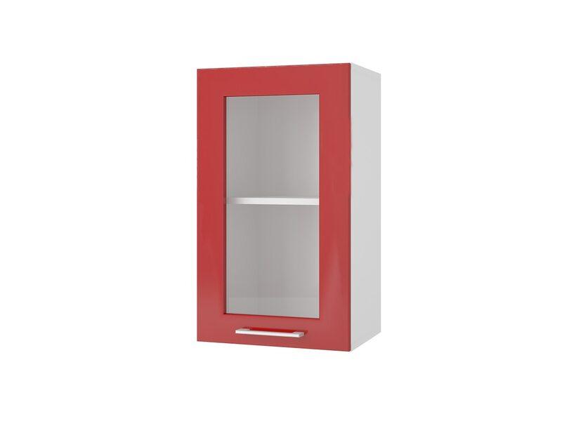 Шкаф навесной 40x69 см — кухня Люкс