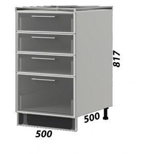 Модули кухни Мокко