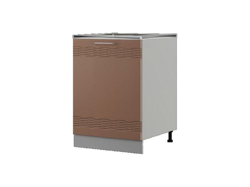 Шкаф напольный 63,2x82 см — кухня Мокко
