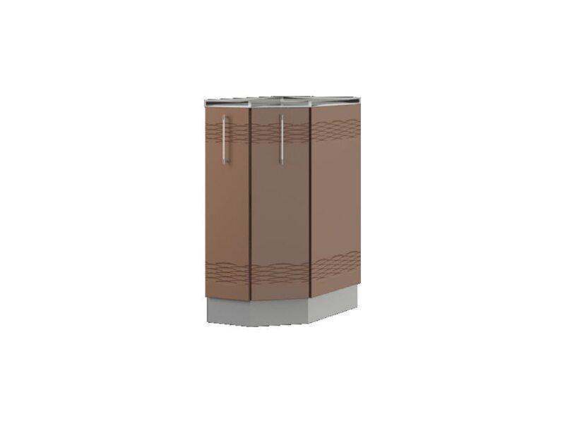 Шкаф напольный 36x82 см — кухня Мокко