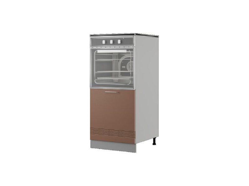 Пенал 60x130 см — кухня Мокко