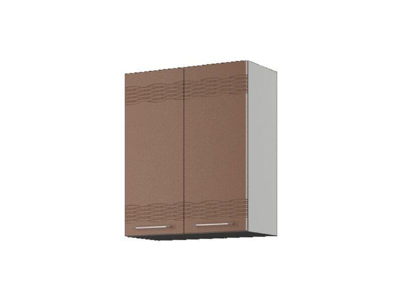 Шкаф навесной 60x71,5 см — кухня Мокко