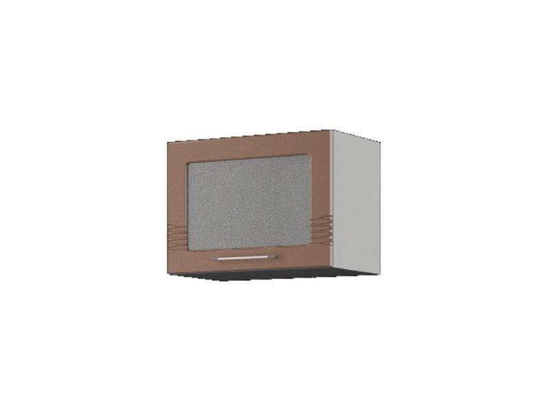 Шкаф навесной 50x35,7 см — кухня Мокко