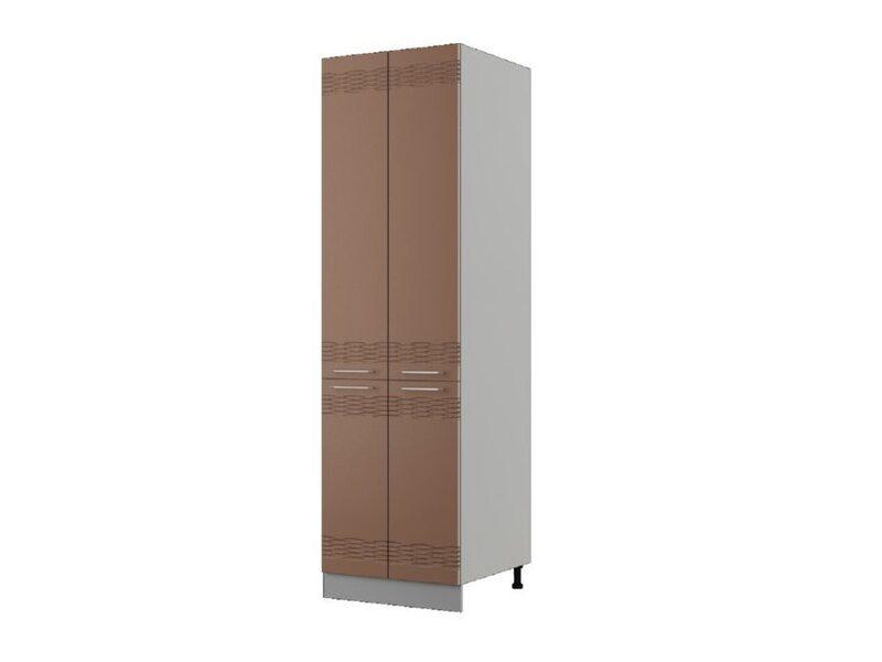Пенал 60x20,75 см — кухня Мокко