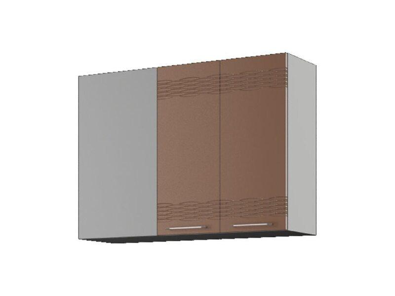 Шкаф навесной 100x71,5 см — кухня Мокко
