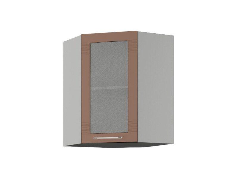 Шкаф навесной 55x71,5 см — кухня Мокко