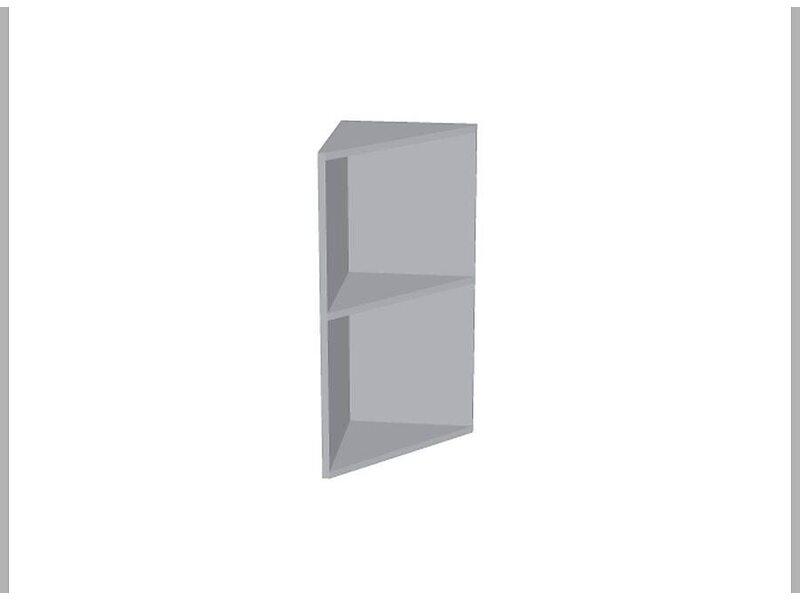 Шкаф навесной тюльпан 320 мм (Палермо)