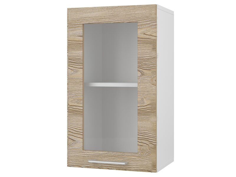 Шкаф навесной 40x69 см — кухня Полонез