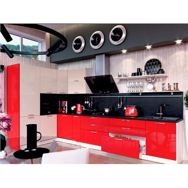 Кухня Шанталь длина 3,9 метра, ширина 1,8 метра