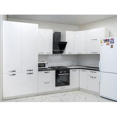 Кухня Шанталь длина 3,3 метра, ширина 1,4 метра