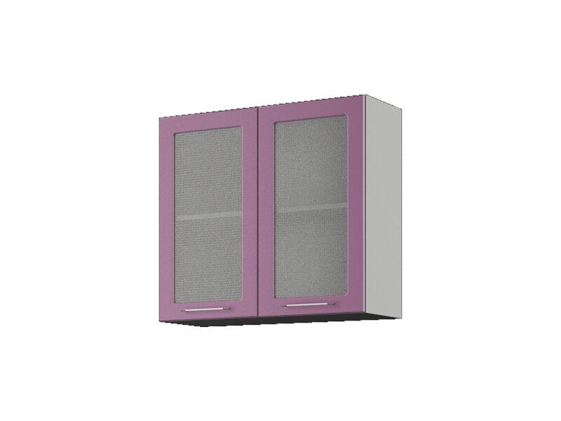 Модуль Шкаф навесной со стеклом ШВС 800 № 31 - София