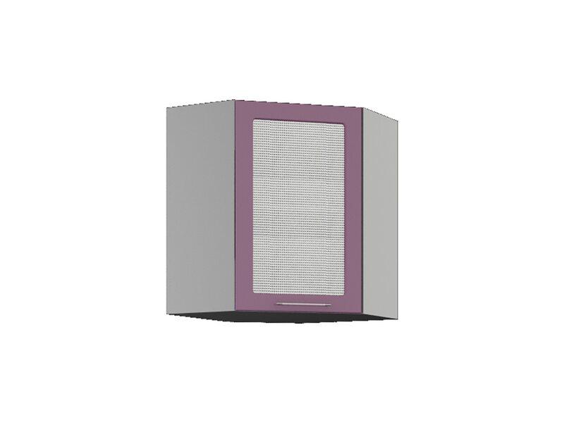 Навесной шкаф со стеклом на 600 мм (София)