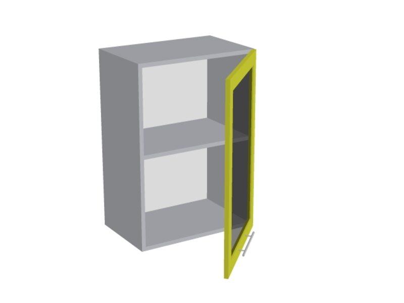 Навесной шкаф 500 мм (со стеклом)