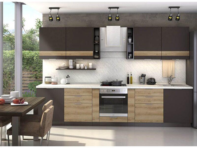 Кухня Терра soft 2,9 метра