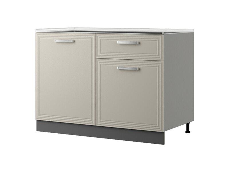 Шкаф напольный 120 см — кухня Виста