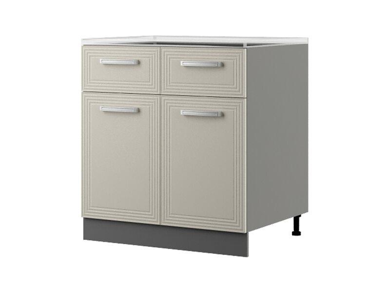 Шкаф напольный 80 см — кухня Виста