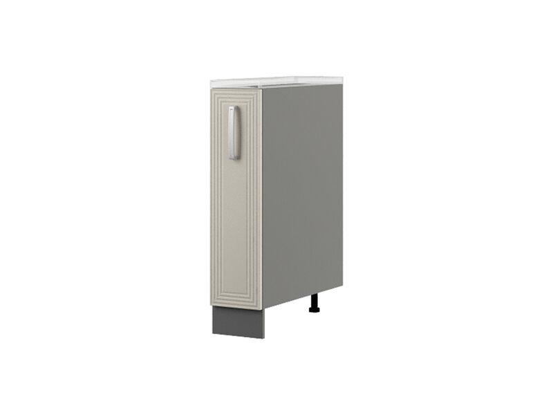 Шкаф напольный 20 см — кухня Виста