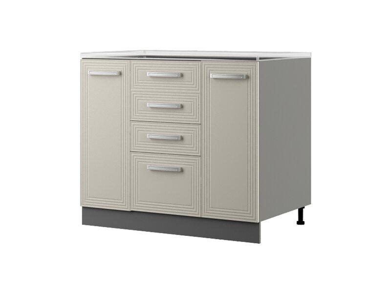 Шкаф напольный 100x82 см — кухня Виста