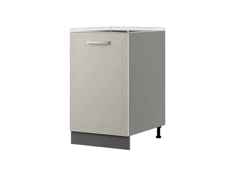 Шкаф напольный под мойку 50x82 см — кухня Виста