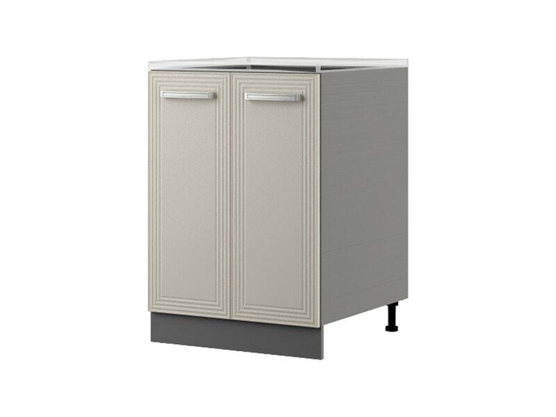 Шкаф напольный под мойку 60 см — кухня Виста