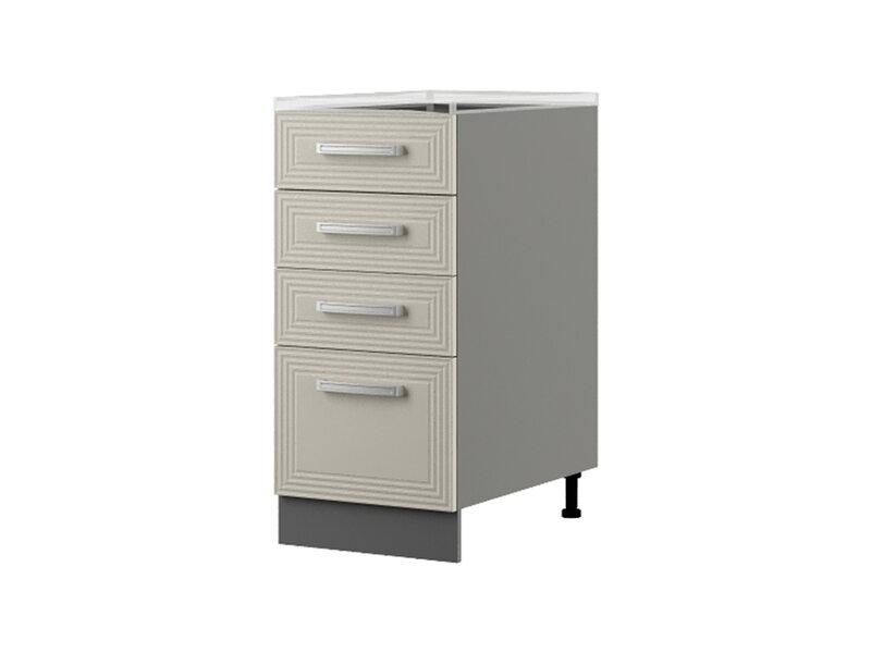 Шкаф напольный 40 см — кухня Виста