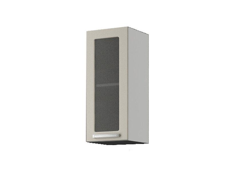 Шкаф навесной 30x71,5 см — кухня Виста