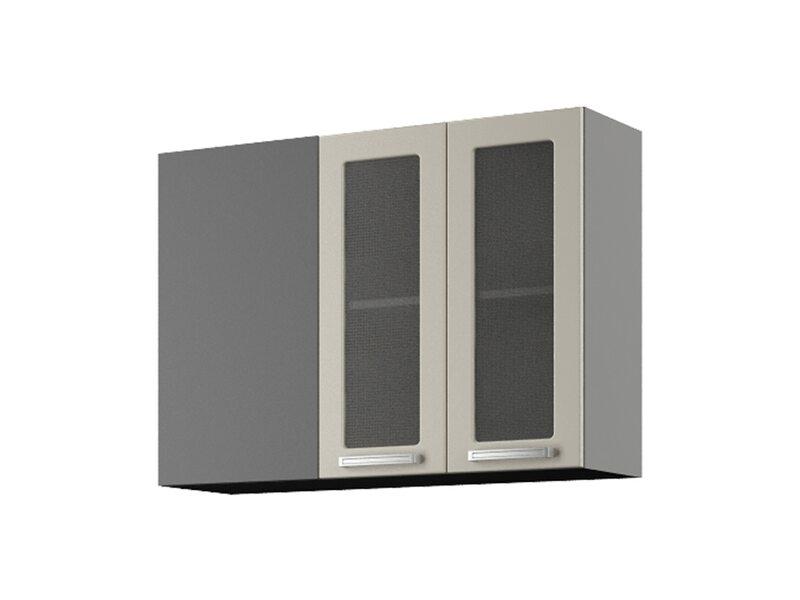 Шкаф навесной 100 см — кухня Виста