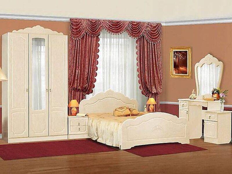 Спальня Корона 1