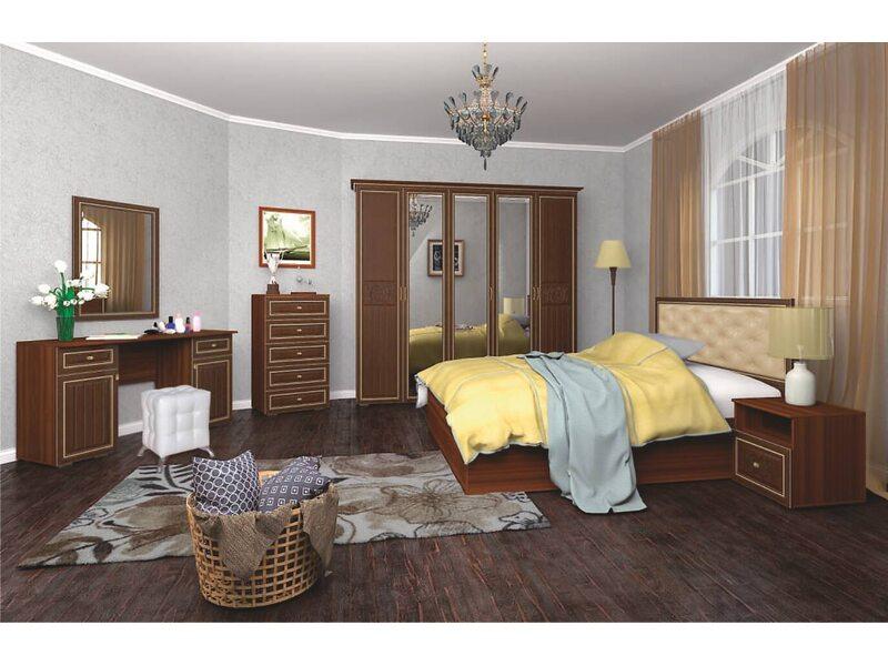 Спальня Виктория 4