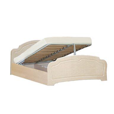 Кровать №1 с подъёмником (с ортопедическим основанием) 1500