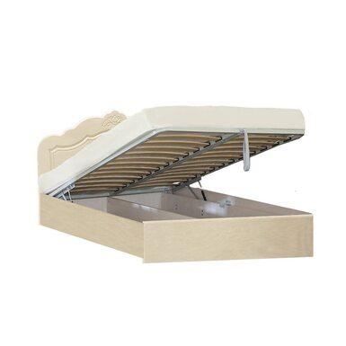Кровать №2 с подъёмником (с ортопедическим основанием) 1500