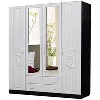 Шкаф 4-х створчатый 1800
