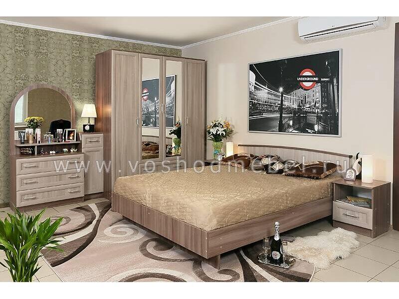 Спальня Светлана 37