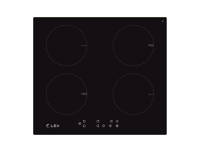 Индукционая варочная поверхность EVI 640-1 BL