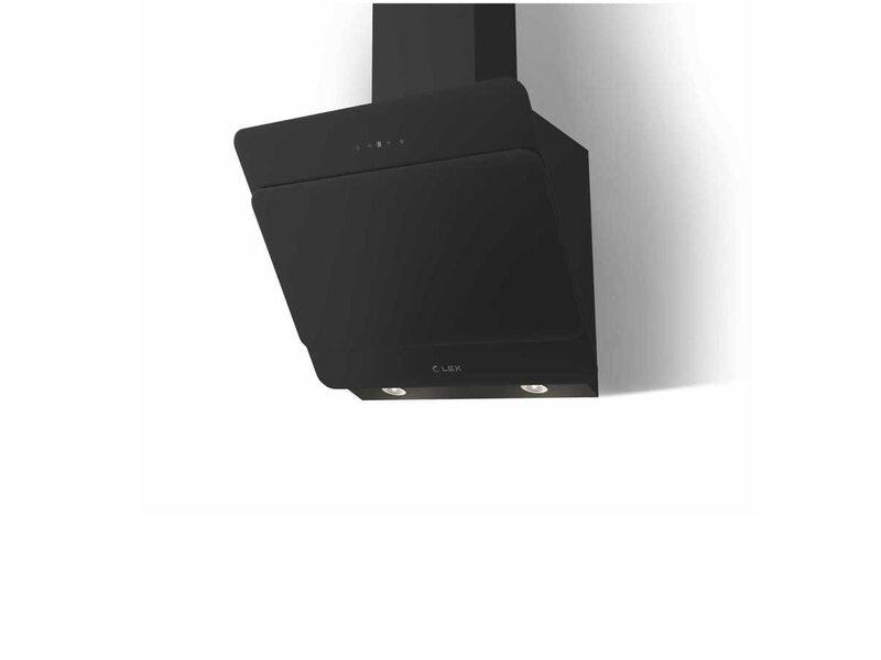 Вытяжка GLASS 600 BLACK