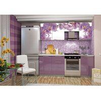Кухня София 2.1 м (орхидея)