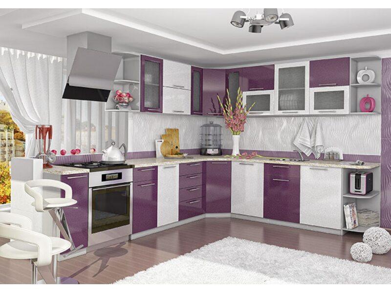 Кухня София угловая 2450 х 2650 мм