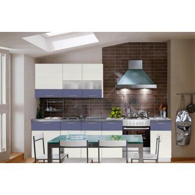 Кухня Линколор-4 (фиолет)