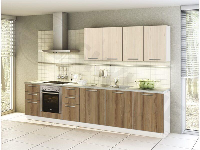 Кухня Базис Вудлайн-4