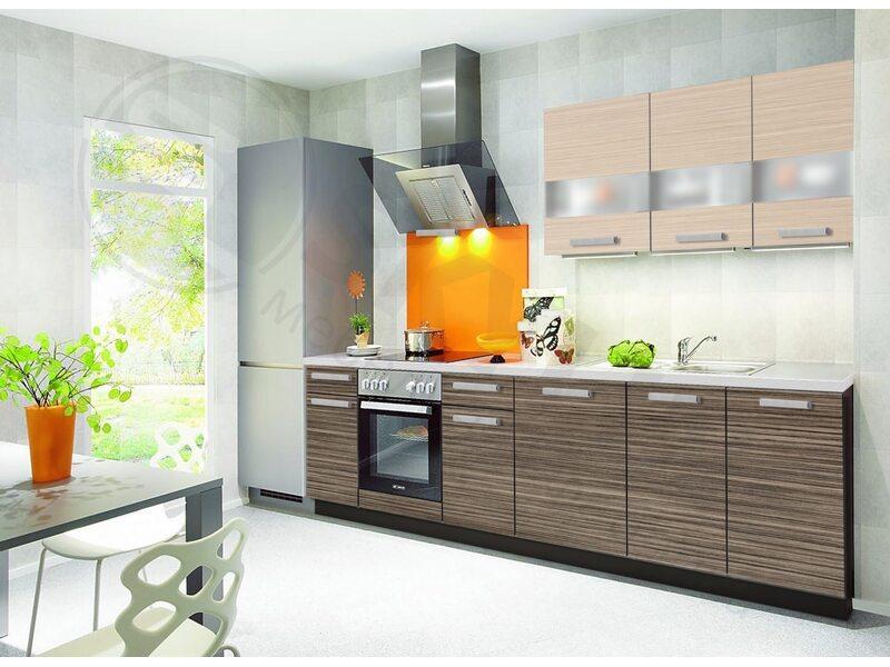 Кухня Базис Вудлайн-10