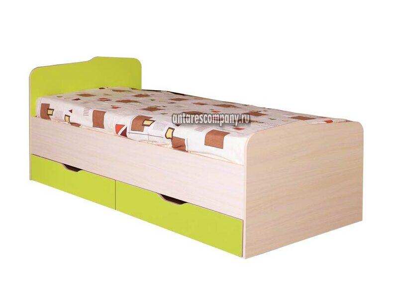 15. Кровать с ящиками 0,8*2,0