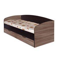 № 24 Кровать 0,8 с ящиками (с основанием, без матр.0,8*2,0)