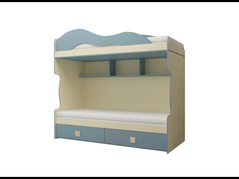 Кровать 2 этаж + тахта