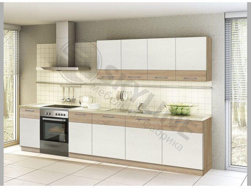 Кухня Базис Linewood длина 2.7 метра